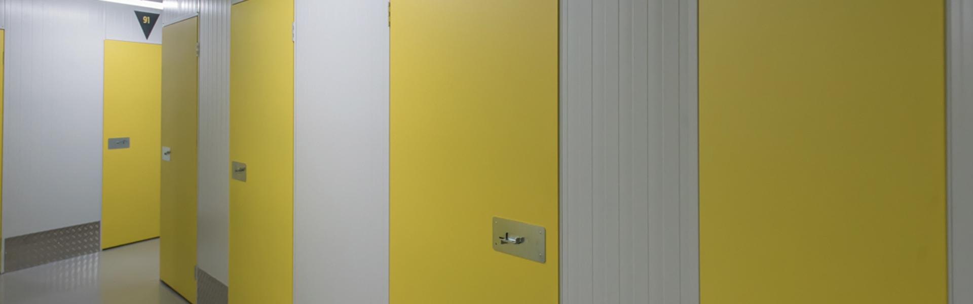 iboox - Tu espacio de almacenaje en Sevilla